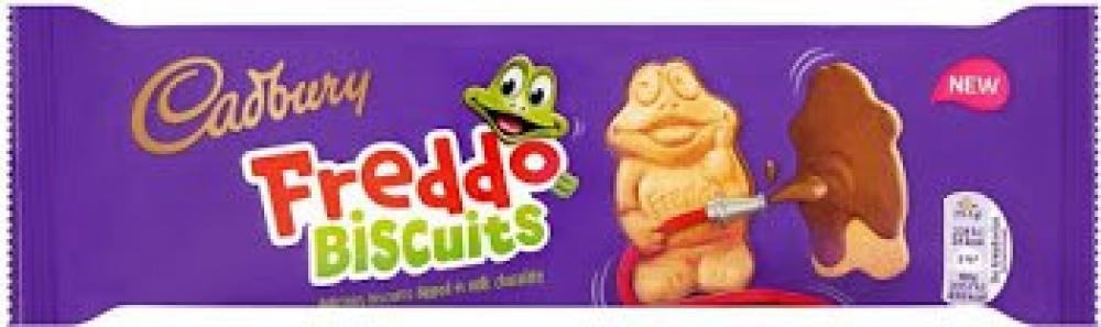 Cadbury Freddo Biscuits 167g