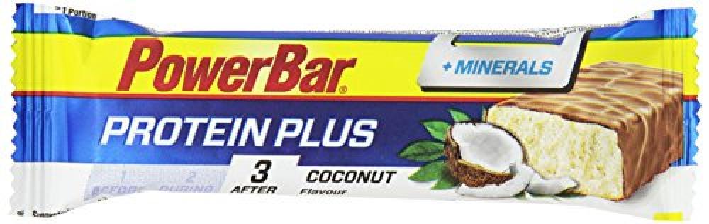 Power Bar Protein Plus Bar - Coconut Flavour 35g