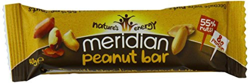 Meridian Peanut Bar 40 g