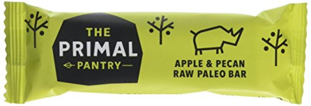 The Primal Pantry Apple and Pecan Paleo Bars 45 g