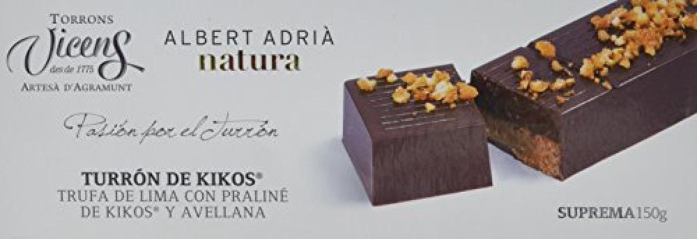 Vicens Albert Adria Natura Compact Kikos Nougat 150g
