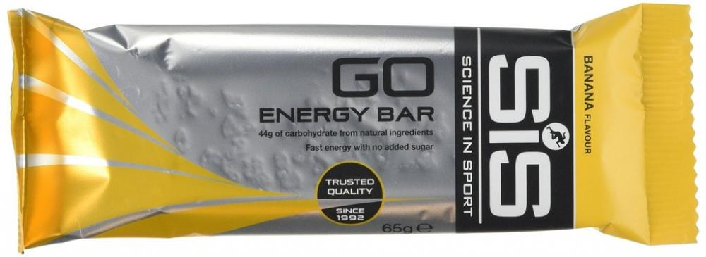 Science In Sport Chewy Banana Energy Bars 65g