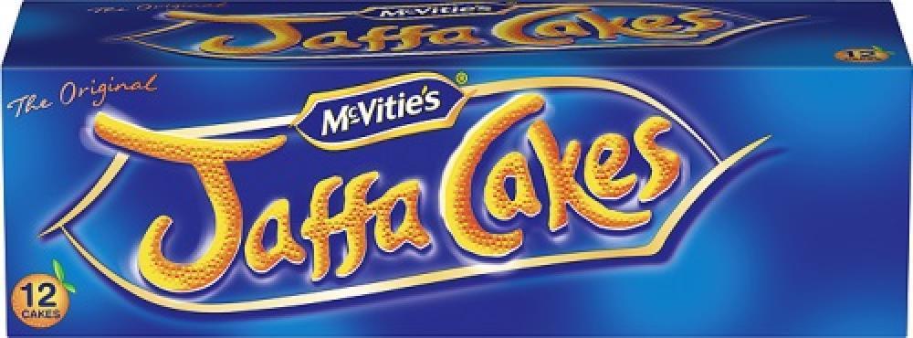 McVities Jaffa Cakes 12 Pack