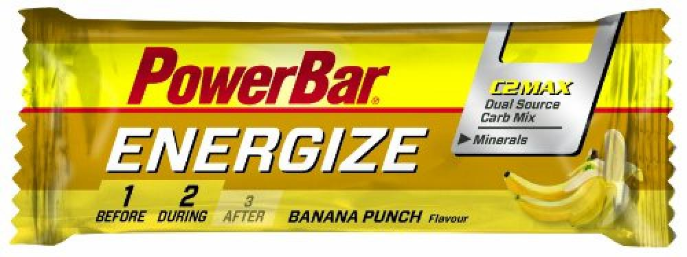 Power Bar Energize Banana Punch 55g