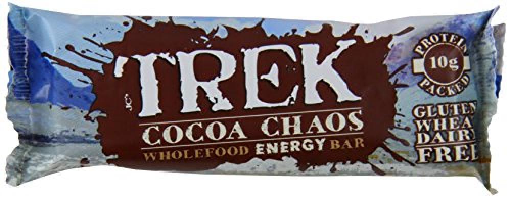 Trek Cocoa Chaos Bar 55g
