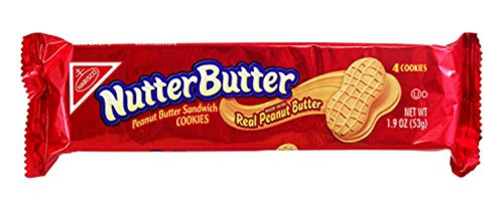 Nabisco Nutter Butter 56g