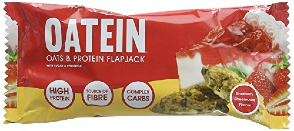 Oatein Flapjack Strawberry Cheesecake 75g