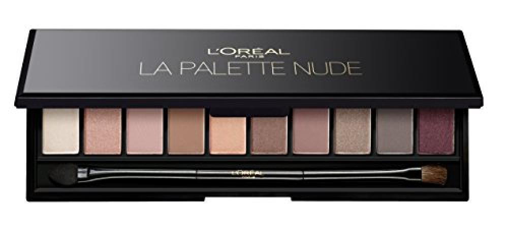 LOreal Paris Color Riche La Palette Nude Rose