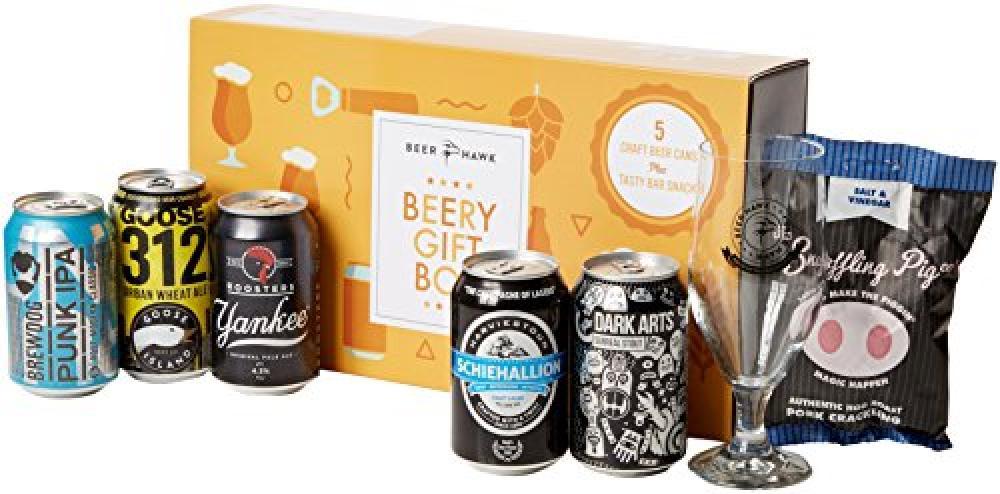 Beer Hawk Selection Gift Box