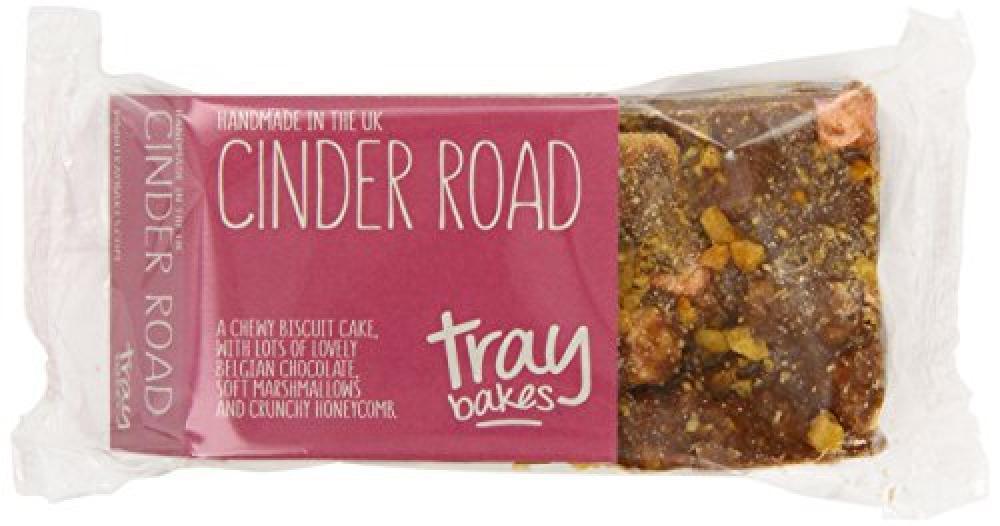Traybakes Cinder Road Biscuit Cakes