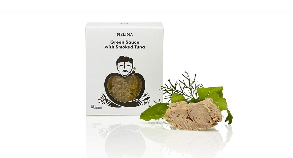 Melima Green Sauce with Smoked Tuna 220g