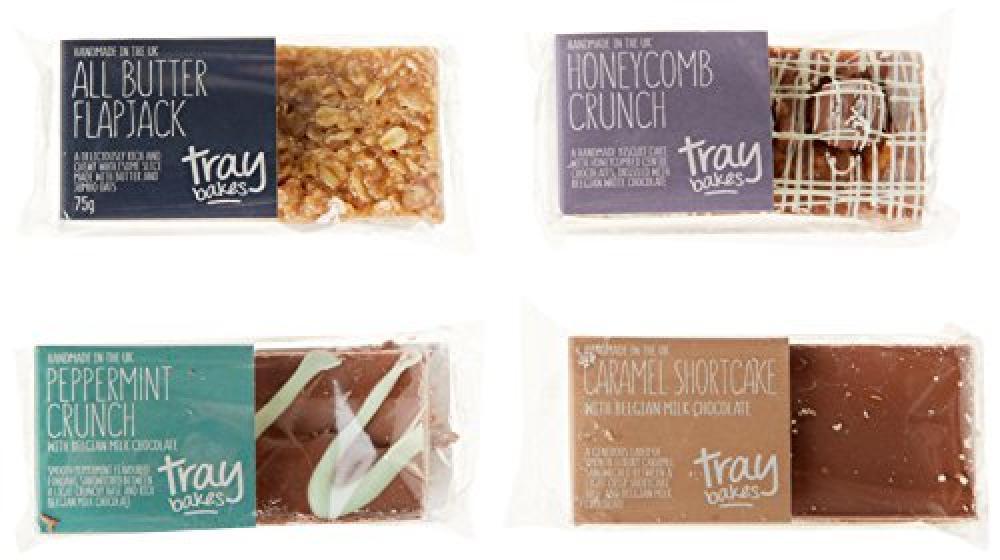 Traybakes Original Assorted Bakes LUCKY DIP 75g