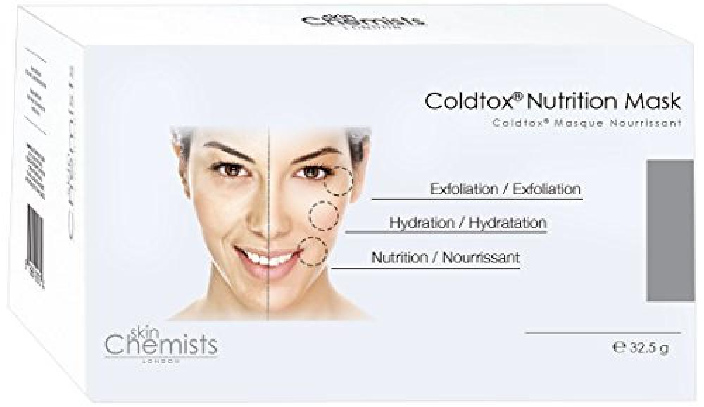 skinChemists Coldtox Nutrition Mask 33g