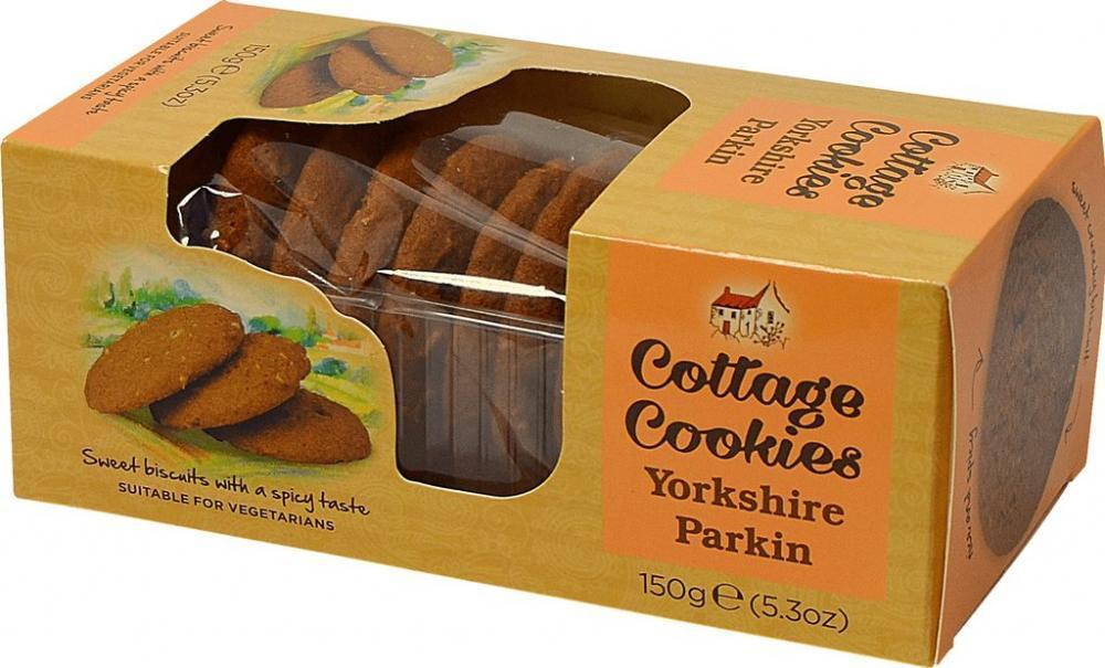 Cottage Cookies Yorkshire Parkin 150g