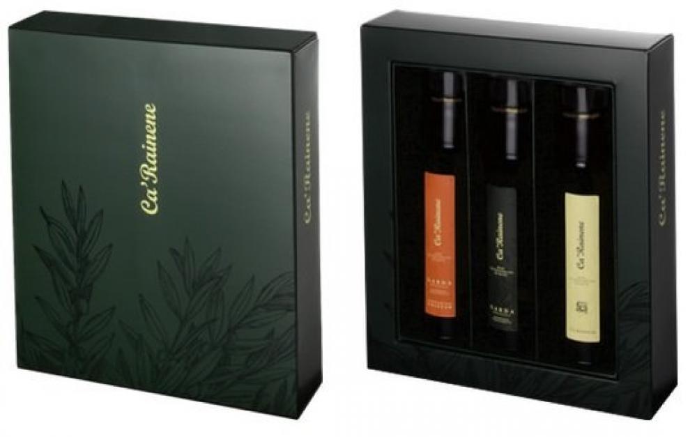 Ca Rainene Extra Virgin Oil Gift Box 100ml x 3