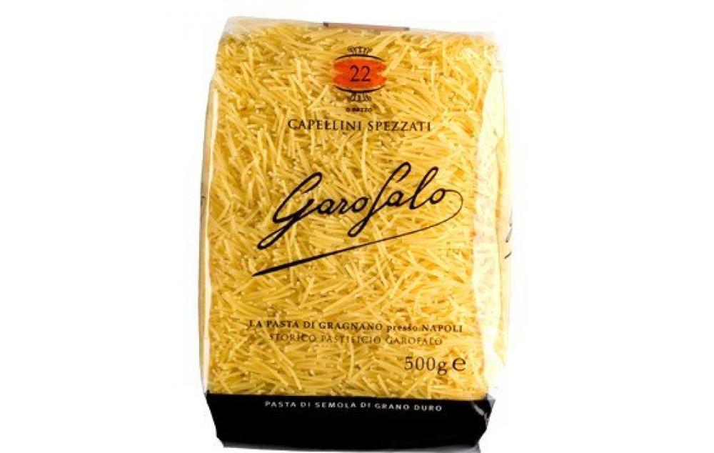 Garofalo Capellini Spezzati 500g