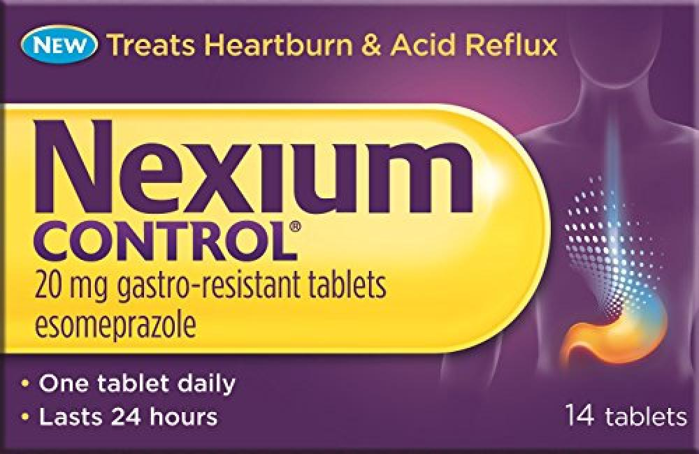 NEXIUM Control 20mg 14 Tablets