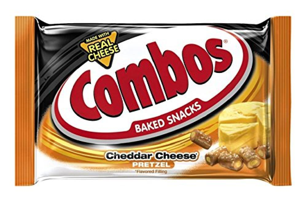 Combos Cheddar Cheese Pretzel Snacks 51 g