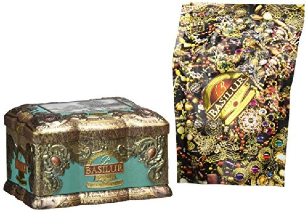 Basilur Tea Jasper Loose Tea 100g