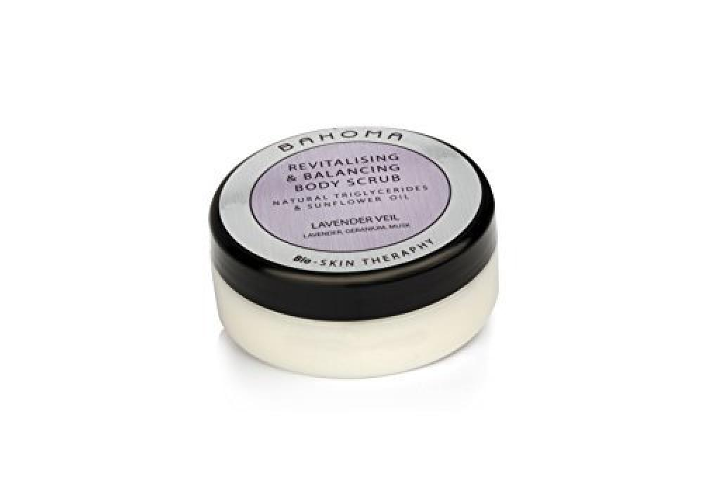 Bahoma Lavender Veil Perfumed Body Scrub 200 ml