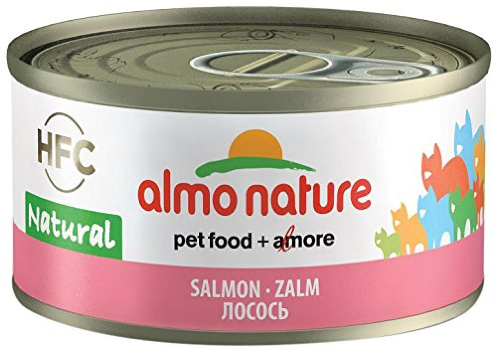 Almo Nature HFC Natural with SalmonTin 70g