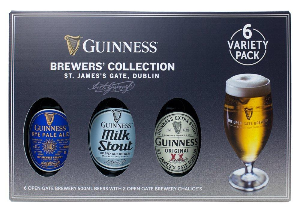 Guinness Brewers Collection 6x500ml