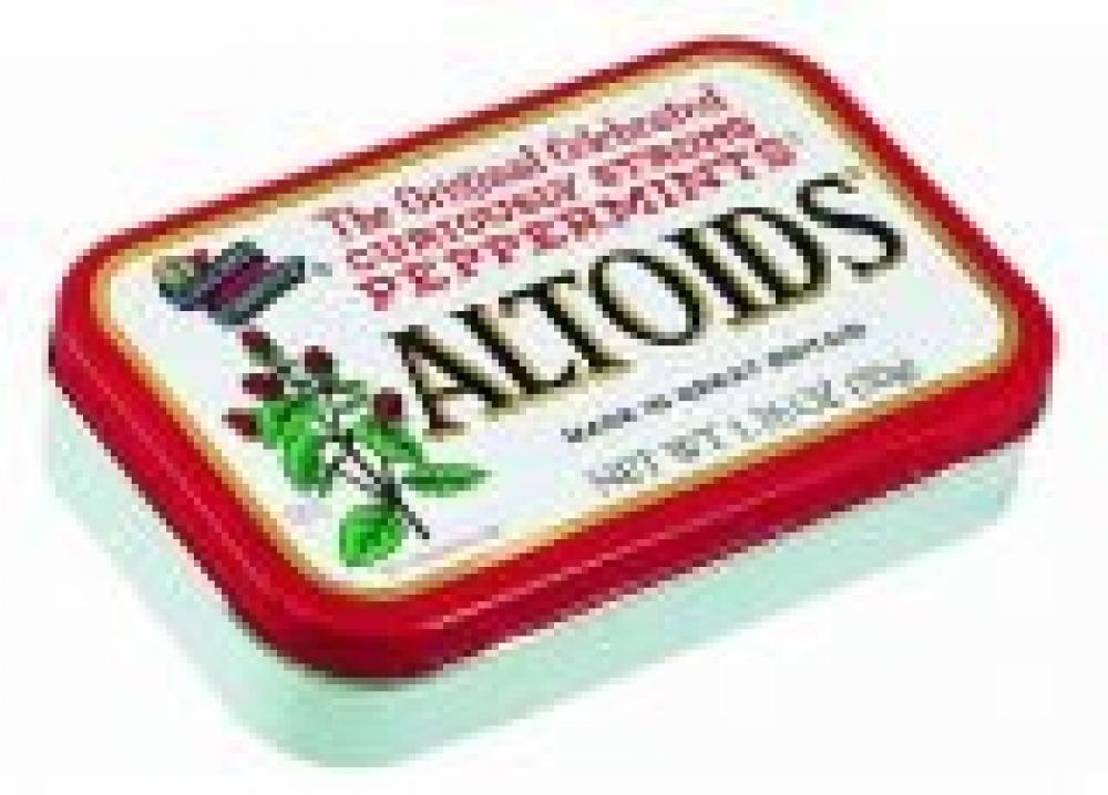 ALTOIDS Curiously Strong Mints 50 g tin