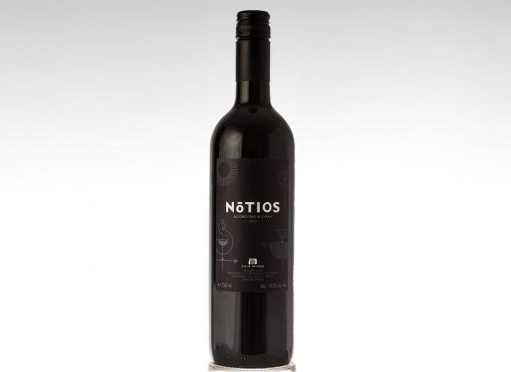 Gaia Wines Notios Red Agioritiko 2013 75 cl