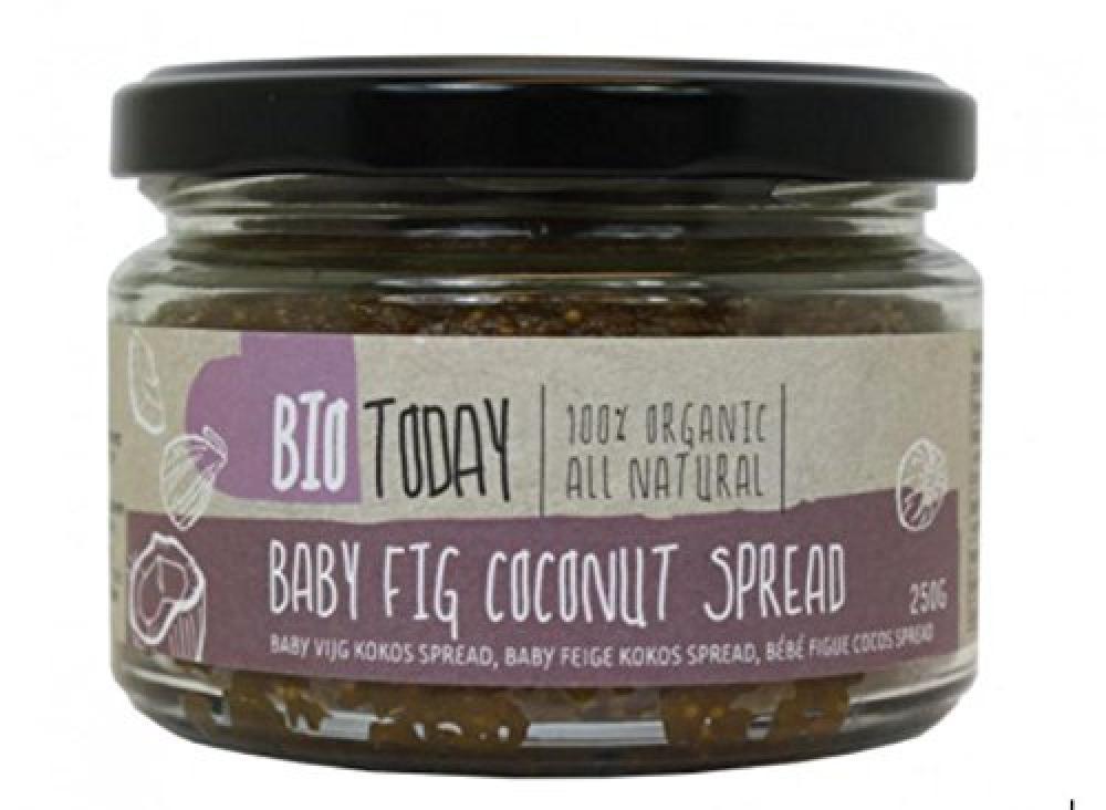 Bio Today Baby Fig Coconut Spread 250g