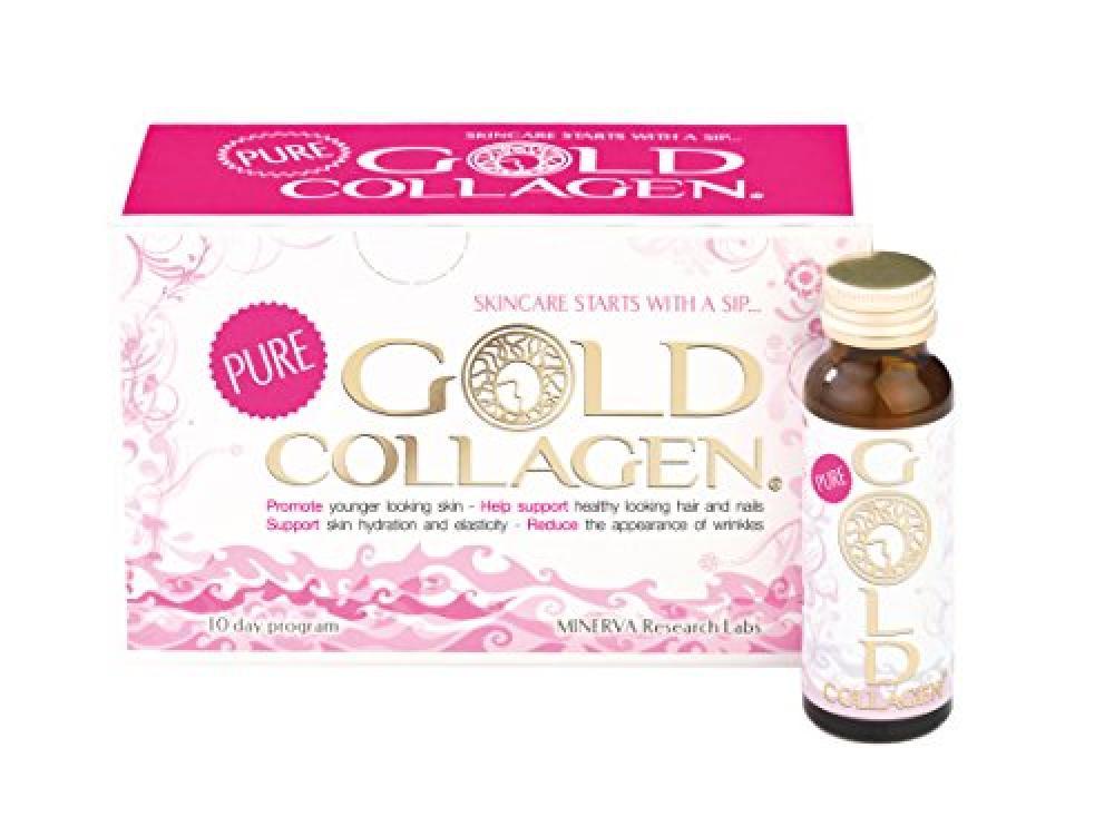 Minerva Pure Gold Collagen 50ml