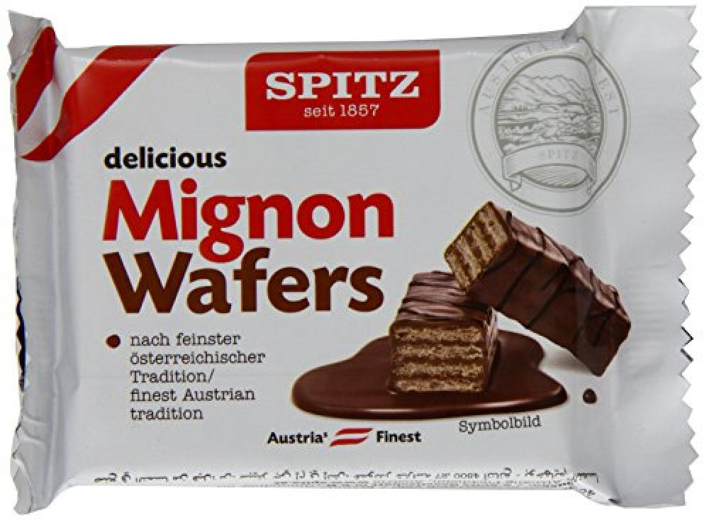 Spitz Mignon Chocolate Coated Wafer 56 g