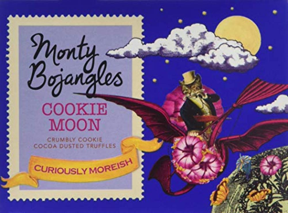 Monty Bojangles Cookie Moon Cocoa Dusted Truffles 135g