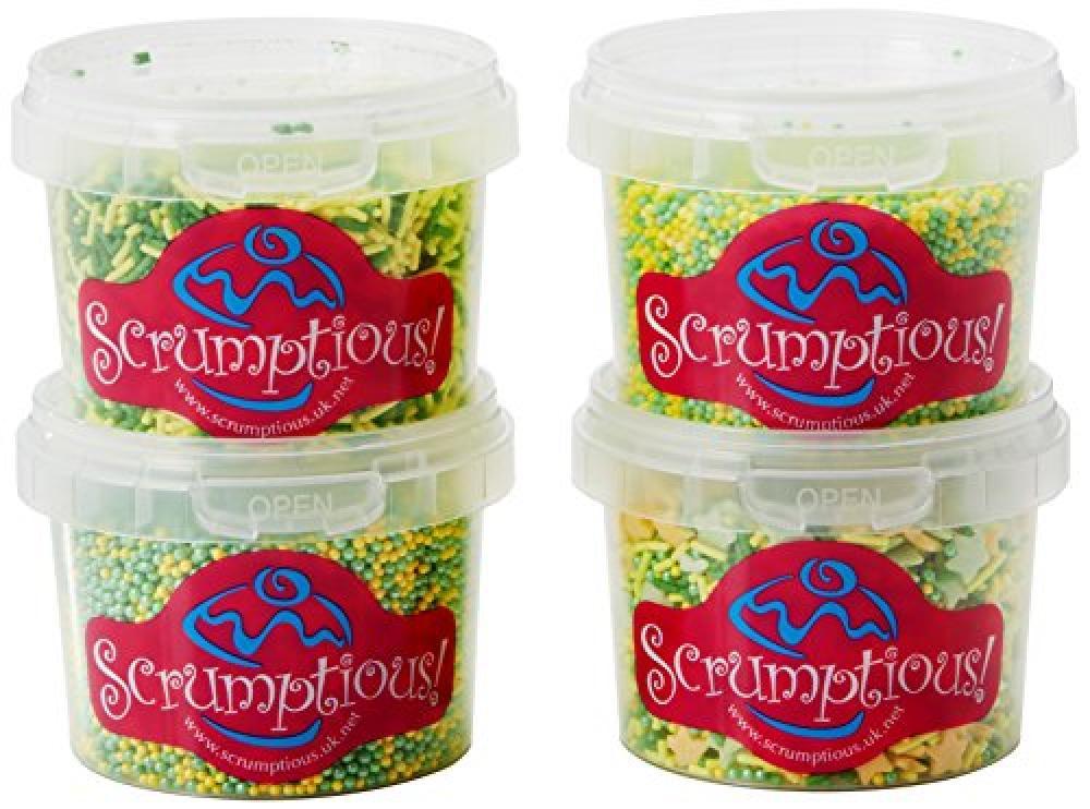 Scrumptious Sprinkles Olympic Rio Sprinkle Caddy