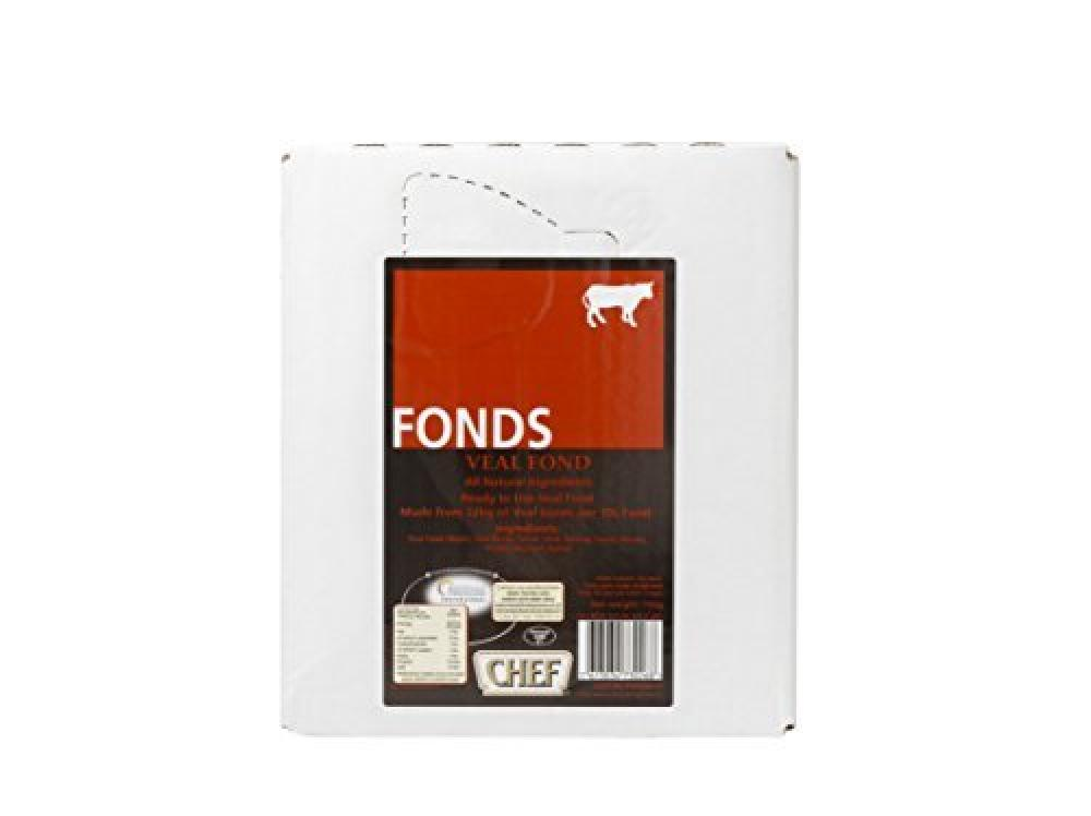 Chef Veal Fond 10kg