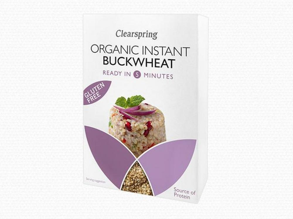 Clearspring Instant Buckwheat 140g