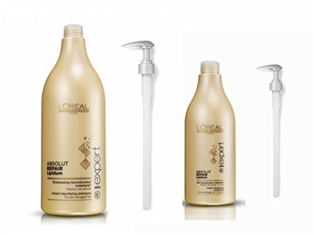 LOreal Professionnel Serie Expert Absolut Repair Lipidium Shampoo 1500 ml