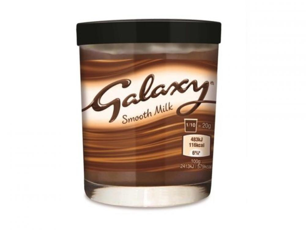 Galaxy Smooth Milk Spread 200g