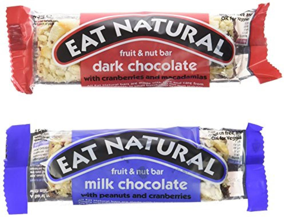 Eat Natural Fruit and Nut Bars Lucky Dip 45g