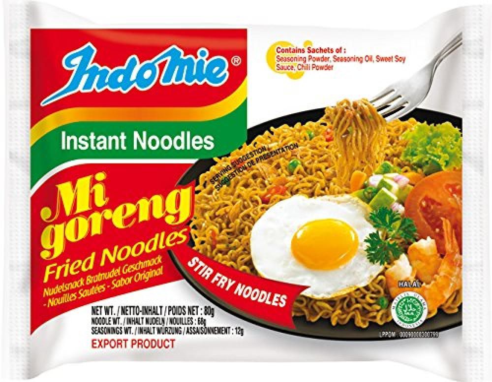 Indomie Mi Goreng Fried Instant Noodles 80g