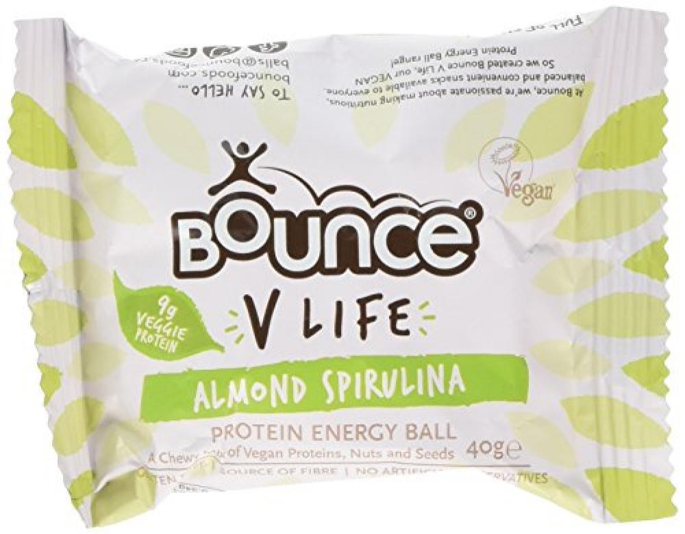 Bounce V Life Cashew Peanut Protein Energy Ball 40g