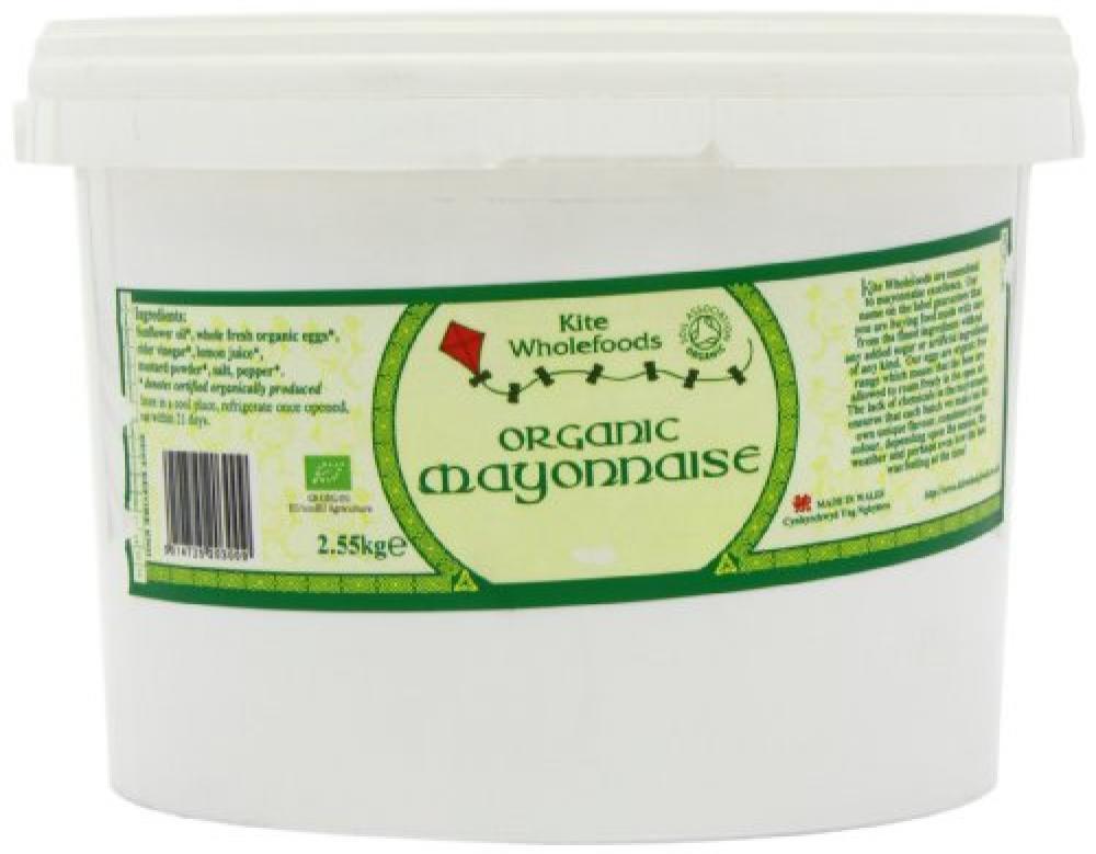 Kite Kite Organic Mayonnaise 2.5kg