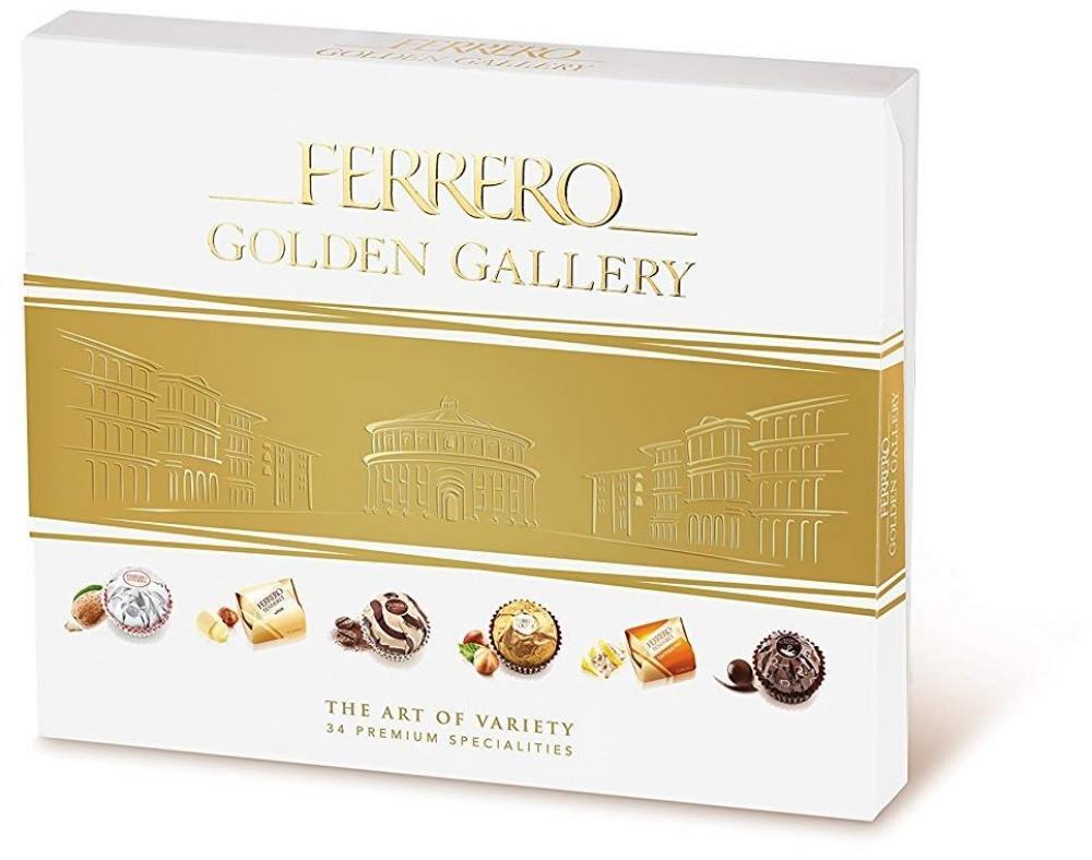 Ferrero Golden Gallery 42 Chocolate Assortment 389g