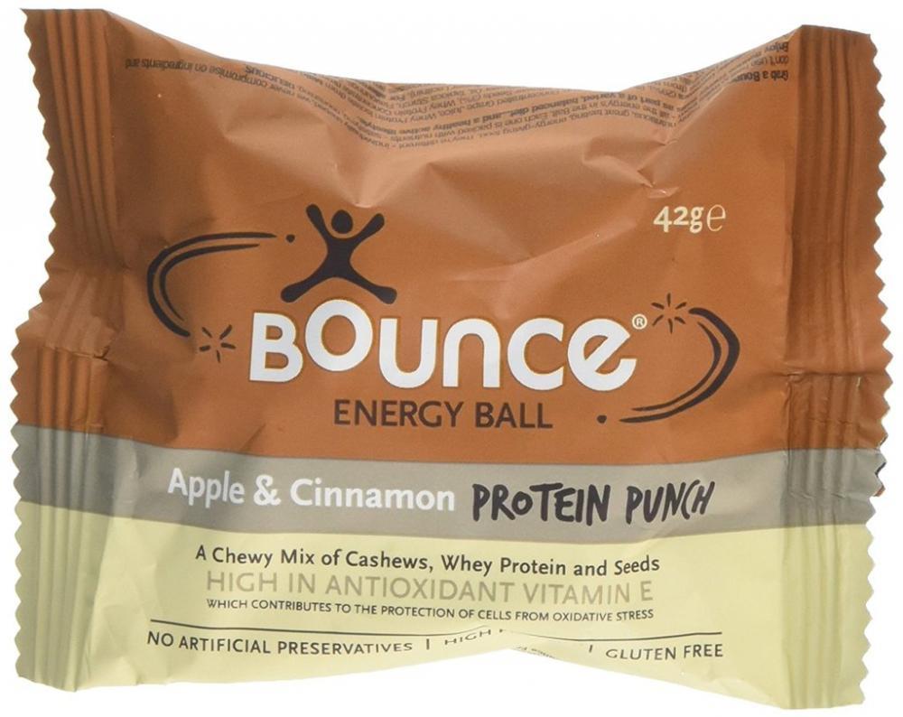 Bounce Foods Apple and Cinnamon Energy Ball 42g