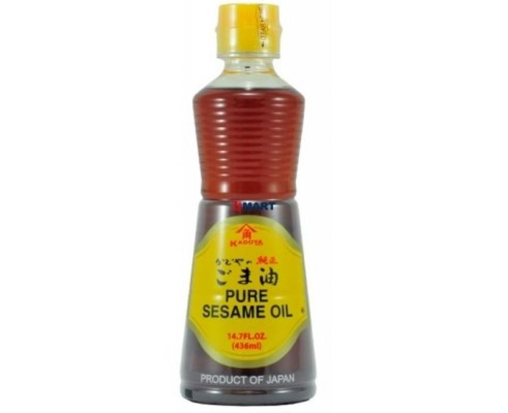 Kadoya Pure Sesame Oil 436ml