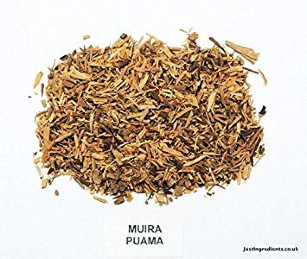 JustIngredients Muira Puama 500g