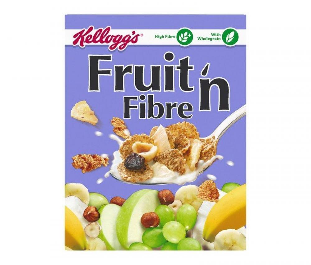Kelloggs Fruit N Fibre 500g