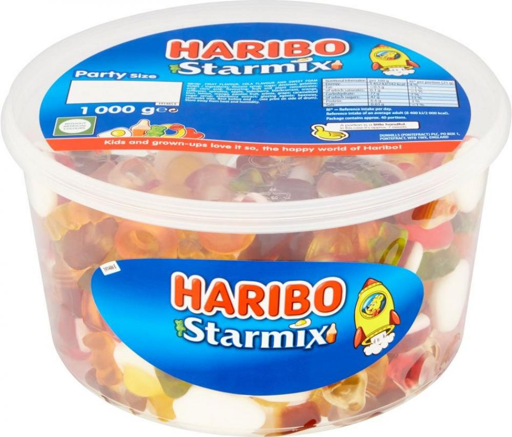 Haribo Starmix 1kg