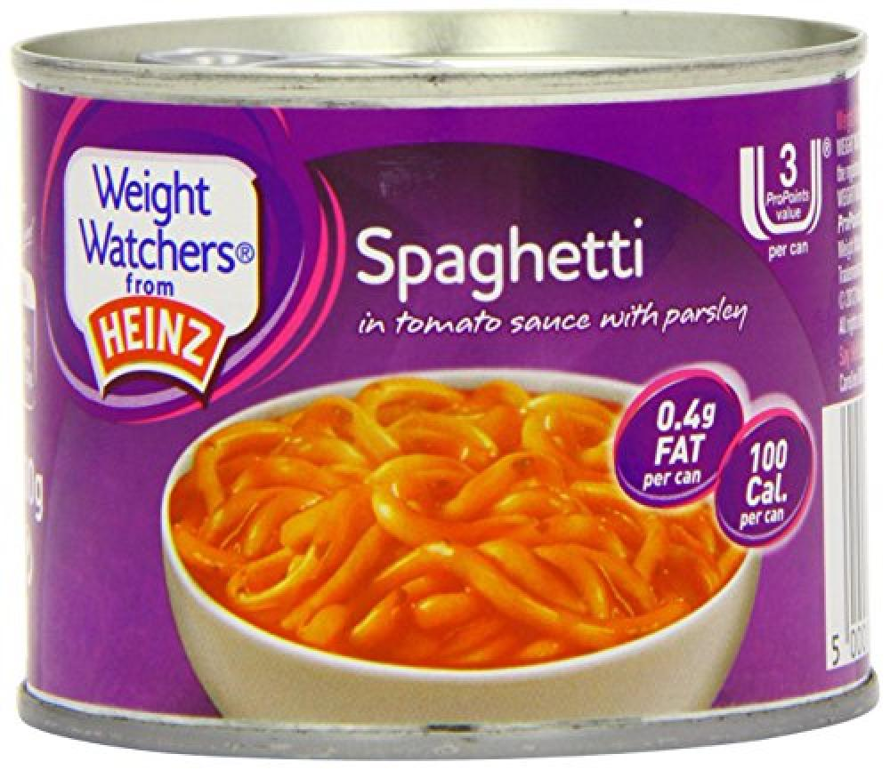 Heinz Weight Watchers Spaghetti in Tomato Sauce 200g