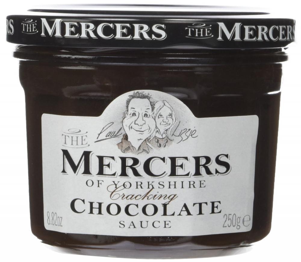 Mercers Chocolate Sauce 250g