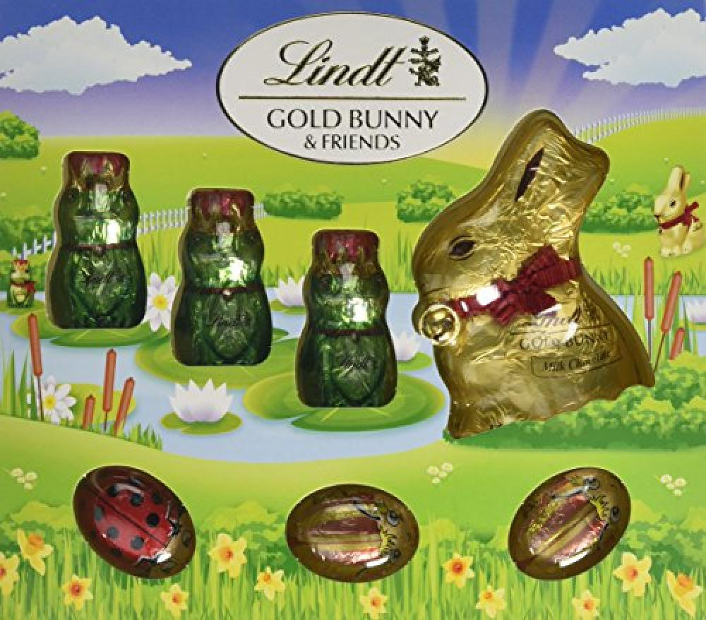 Lindt Gold Bunny and Friends 112 g